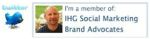 Alain Classe - Twitter and IHG Brand Advocates