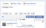 ALain Classe - Facebook Scheduler Post